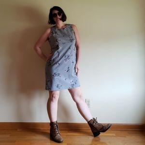 Late 90's Early Y2K Teen Dress - 13/14